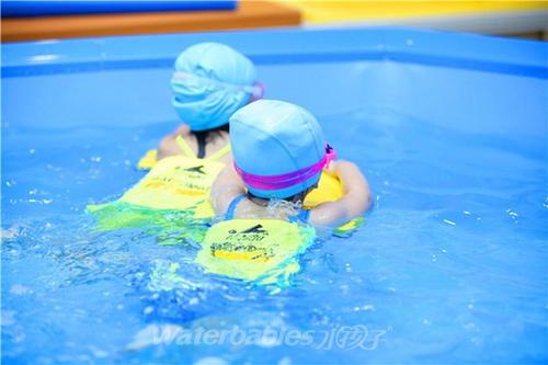 不一样的早教,Waterbabies水孩子水育早教